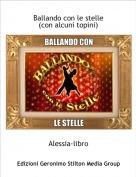 Alessia-libro - Ballando con le stelle (con alcuni topini)