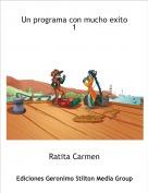 Ratita Carmen - Un programa con mucho exito       1