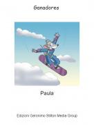 Paula - Ganadores