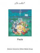 Paula - ¡¡De vuelta!!