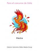 Paula - Para el concurso de Celia