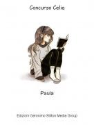 Paula - Concurso Celia