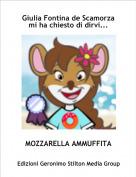 MOZZARELLA AMMUFFITA - Giulia Fontina de Scamorza mi ha chiesto di dirvi...