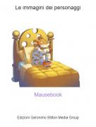 Mausebook - Le immagini dei personaggi