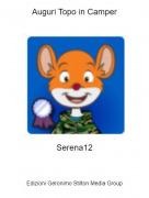 Serena12 - Auguri Topo in Camper