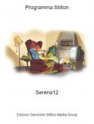 Serena12 - Programma Stilton