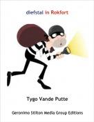 Tygo Vande Putte - diefstal in Rokfort