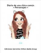 Lía - Diario de una chica común>-Personajes-<