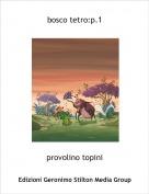 provolino topini - bosco tetro:p.1