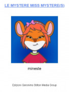 mineste - LE MYSTERE MISS MYSTERE(S)