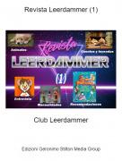 Club Leerdammer - Revista Leerdammer (1)
