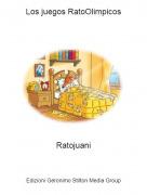 Ratojuani - Los juegos RatoOlimpicos