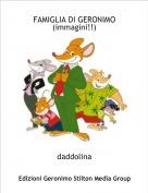 daddolina - FAMIGLIA DI GERONIMO(immagini!!)