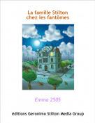 Emma 2505 - La famille Stilton chez les fantômes