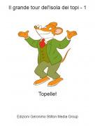 Topelle! - Il grande tour del'isola dei topi - 1