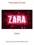 Elena - Personajes de Zara