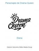 Elena - Personajes de Drama Queen