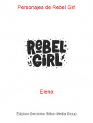 Elena - Personajes de Rebel Girl