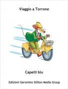 Capelli blu - Viaggio a Torrone