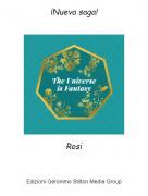 Rosi - ¡Nueva saga!