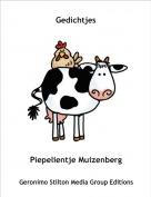 Piepelientje Muizenberg - Gedichtjes