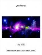 lily 2020 - ¿un libro?