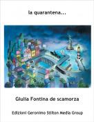 Giulia Fontina de scamorza - la quarantena...