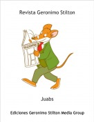 Juabs - Revista Geronimo Stilton