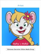 MaRta´s WoRld - Avisos