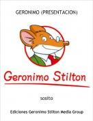 sosito - GERONIMO (PRESENTACION)