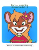 Vanilla Formaggina ---> Vally - Ilary ... un'amica straordinaria! <3