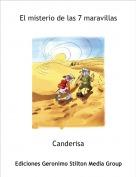 Canderisa - El misterio de las 7 maravillas