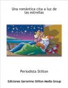 Periodista Stilton - Una romántica cita a luz de las estrellas