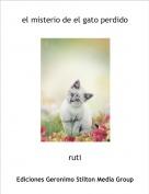 ruti - el misterio de el gato perdido