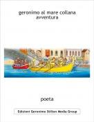 poeta - geronimo al mare collana avventura
