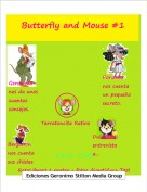 Cece ·Didi - Butterfly and Mouse