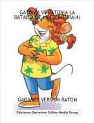 GAGAMER VERSION RATON - GATONIA VS RATONIA LA BATALLA DE LA ESCRITURA(4)