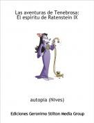 autopia (Nives) - Las aventuras de Tenebrosa:El espíritu de Ratenstein IX