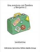 larafontina - Una aventura con Pandora y Benjamin 2