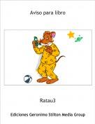 Ratau3 - Aviso para libro