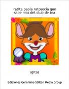 ojitos - ratita paola ratosocia que sabe mas del club de tea