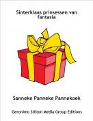 Sanneke Panneke Pannekoek - Sinterklaas prinsessen van fantasia