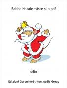 edin - Babbo Natale esiste si o no?