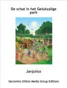 Janjulius - De schat in het Gelukzalige park