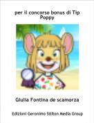 Giulia Fontina de scamorza - per il concorso bonus di Tip Poppy