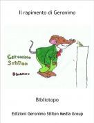 Bibliotopo - Il rapimento di Geronimo