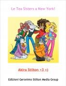 Akira Stilton <3 =) - Le Tea Sisters a New York!