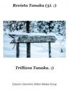 Trillizos Tanaka. ;) - Revista Tanaka (3). ;)