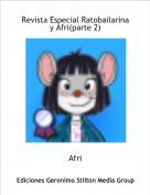 Afri - Revista Especial Ratobailarina y Afri(parte 2)