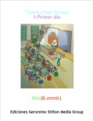 Bibi(B.mimli) - Talents High School1:Primer día